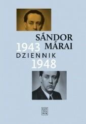 Okładka książki Dziennik 1943-1948 Sándor Márai