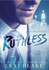 Okładka książki Ruthless Lexi Blake