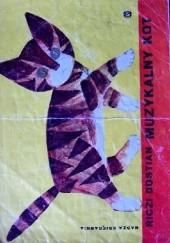 Okładka książki Muzykalny kot Riczi Dostian