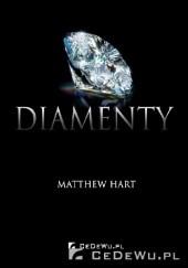 Okładka książki Diamenty Hart Matthew