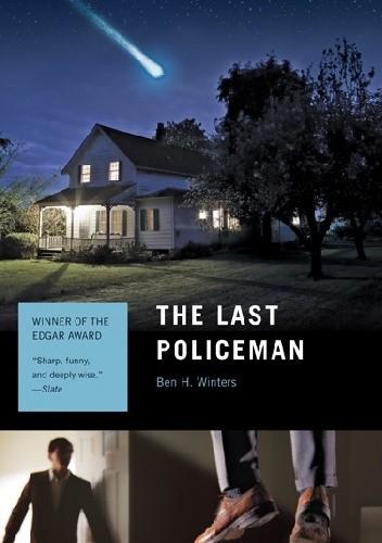 Okładka książki The Last Policeman Ben H. Winters
