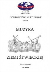 Okładka książki Muzyka ziemi żywieckiej Jan Broda