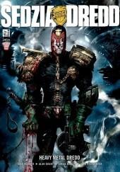 Okładka książki Sędzia Dredd - Heavy Metal Dredd Simon Bisley,Alan Grant,John Wagner,John Hicklenton,Colin MacNeil,John Smith
