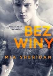 Okładka książki Bez winy Mia Sheridan