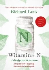 Okładka książki Witamina N Richard Louv
