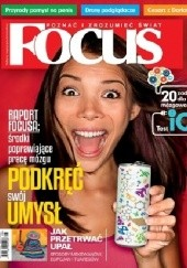 Okładka książki Focus, nr 8/2014 Redakcja magazynu Focus