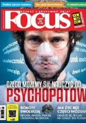 Okładka książki Focus, nr 12/2014 Redakcja magazynu Focus