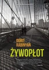 Okładka książki Żywopłot Dorit Rabinyan