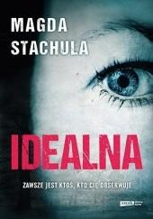 Okładka książki Idealna Magda Stachula