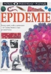Okładka książki Epidemie Brian Ward