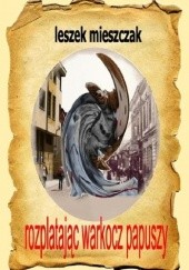 Okładka książki Rozplatając warkocz papuszy Leszek Mieszczak