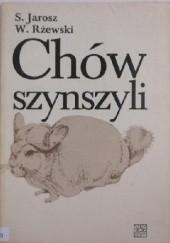 Okładka książki Chów szynszyli W. Rżewski,S. Jarosz