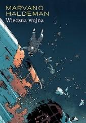 Okładka książki Wieczna wojna Joe William Haldeman,Marvano