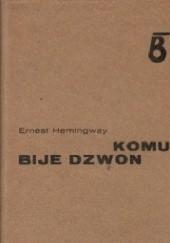 Okładka książki Komu bije dzwon