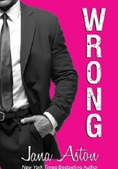 Okładka książki Wrong Jana Aston