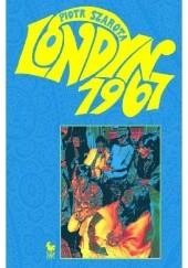 Okładka książki Londyn 1967 Piotr Szarota