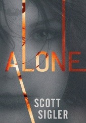 Okładka książki Alone Scott Sigler