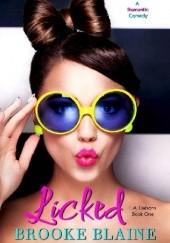 Okładka książki Licked Brooke Blaine
