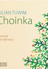 Okładka książki Choinka Julian Tuwim