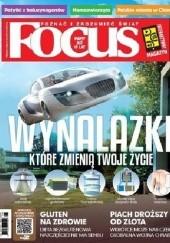 Okładka książki Focus, nr 1/2015 Redakcja magazynu Focus