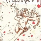 Okładka książki Frywolnie o miłości Jan Kochanowski,Tadeusz Boy-Żeleński,Aleksander Fredro,Jan Andrzej Morsztyn
