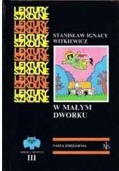 Okładka książki W małym dworku