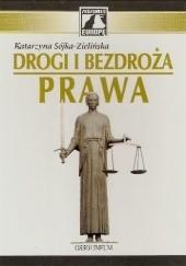 Okładka książki Drogi i bezdroża prawa