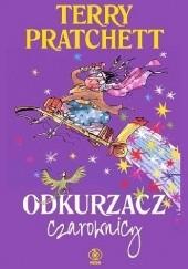 Okładka książki Odkurzacz czarownicy Terry Pratchett