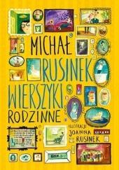 Okładka książki Wierszyki rodzinne Michał Rusinek