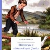 Okładka książki Historya o nieznośnym Jasiu Artur Oppman