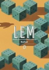Okładka książki Katar Stanisław Lem