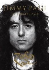 Okładka książki Jimmy Page by Jimmy Page Jimmy Page