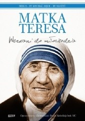 Okładka książki Wezwani do miłosierdzia Matka Teresa