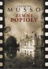 Okładka książki Zimne popioły Valentin Musso