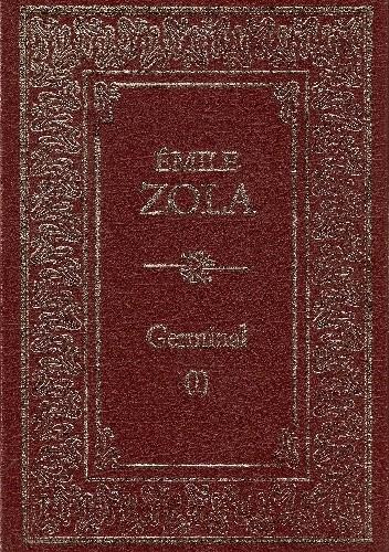 Okładka książki Germinal (I) Emil Zola