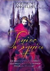 Okładka książki Taniec w ogniu Josephine Angelini