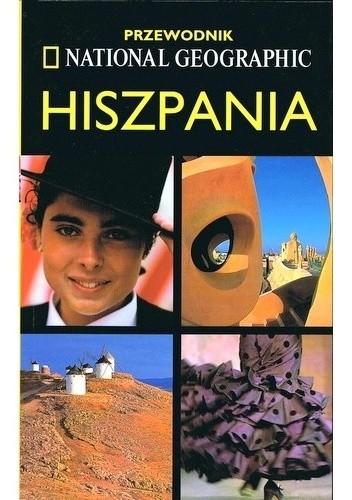 Okładka książki Hiszpania. Przewodnik National Geographic Fiona Dunlop