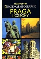Okładka książki Praga i Czechy. Przewodnik National Geographic Stephen Brook