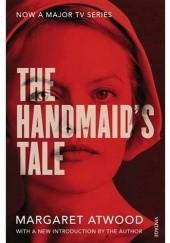Okładka książki The Handmaid's Tale Margaret Atwood