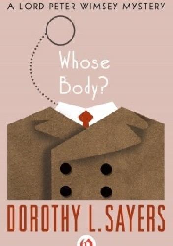 Okładka książki Whose Body? Dorothy L. Sayers