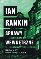 Okładka książki Sprawy wewnętrzne Ian Rankin
