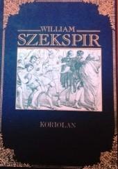 Okładka książki Koriolan William Shakespeare