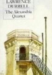 Okładka książki The Alexandria Quartet Lawrence Durrell