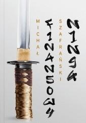 Okładka książki Finansowy ninja Michał Szafrański