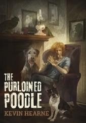 Okładka książki The Purloined Poodle Kevin Hearne