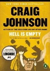 Okładka książki Hell Is Empty Craig Johnson