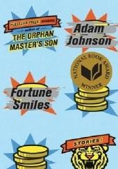 Okładka książki Fortune smiles Adam Johnson