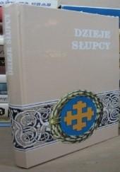Okładka książki Dzieje Słupcy Bolesław Szczepański