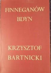 Okładka książki Finneganów bdyn Krzysztof Bartnicki