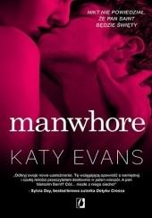 Okładka książki Manwhore Katy Evans